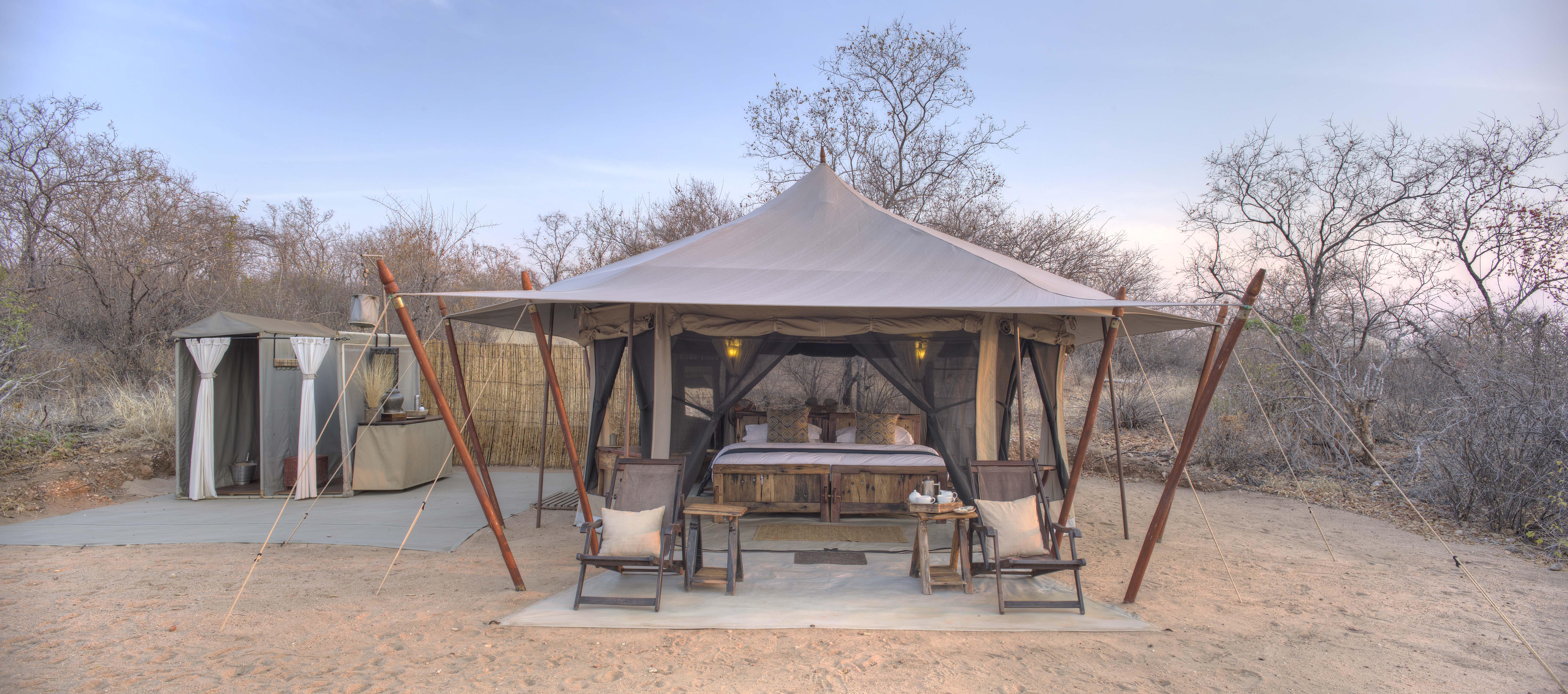 Kichaka Frontier Guest Tent
