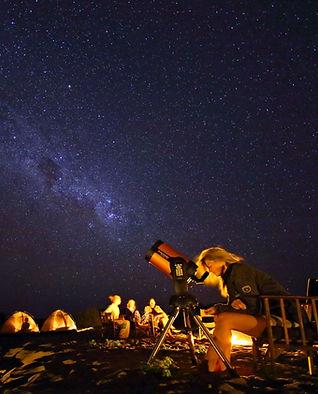 Kichaka Expeditions Stargazing
