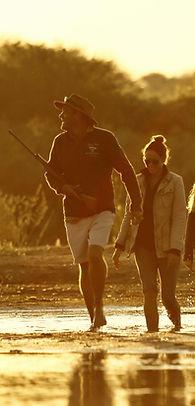Walking Safaris Kichaka Expeditions