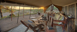 Lounge & Dining at Kichaka Frontier