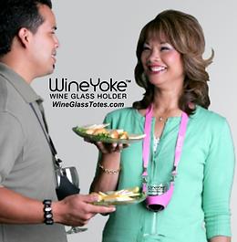 Wine Yokes Ready To Ship