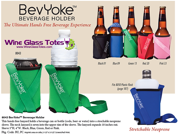 BevYoke™ Beverage Holder Item# 8043
