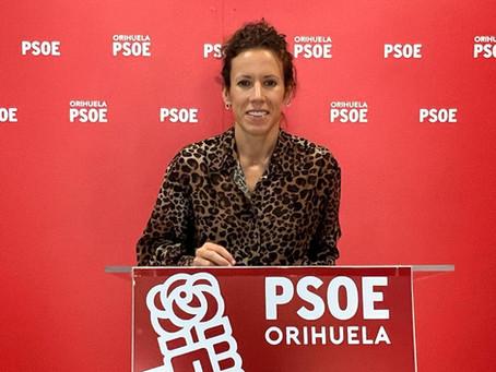 El PSOE denuncia que la Pista de Baloncesto sigue cerrada y sin uso por la falta de Presupuesto
