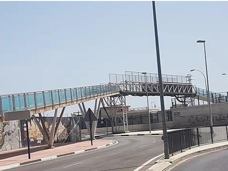 PSOE insiste en que la mesa de accesibilidad conozca el proyecto de pasarela que debe licitar ADIF