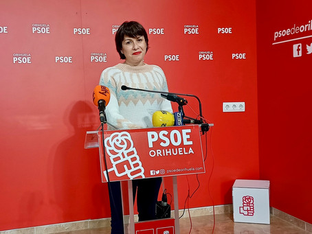 Bascuñana debe elegir o intereses partidistas o necesidades de autónomos y trabajadores oriolanos