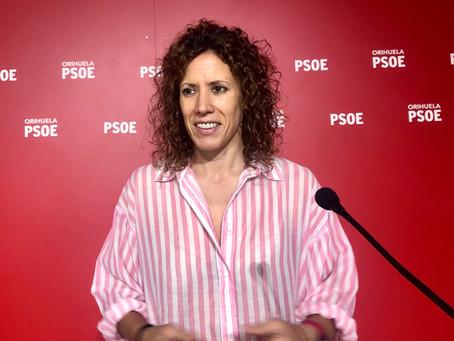 El PSOE exige a la edil de Igualdad la Aprobación del III Plan De Igualdad de la ciudad de Orihuela