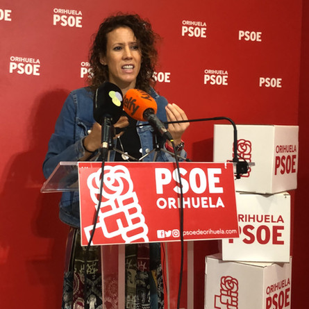 PSOE insta al gobierno local a poner en marcha el servicio de recuperación de pacientes post-Covid