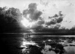 Cuxhaven (Sonnenuntergang), 2013