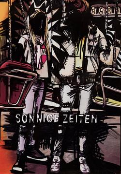 Sonnige Zeiten, 70 ×100, 2019