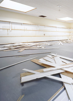white rooms, room No.07, 2008