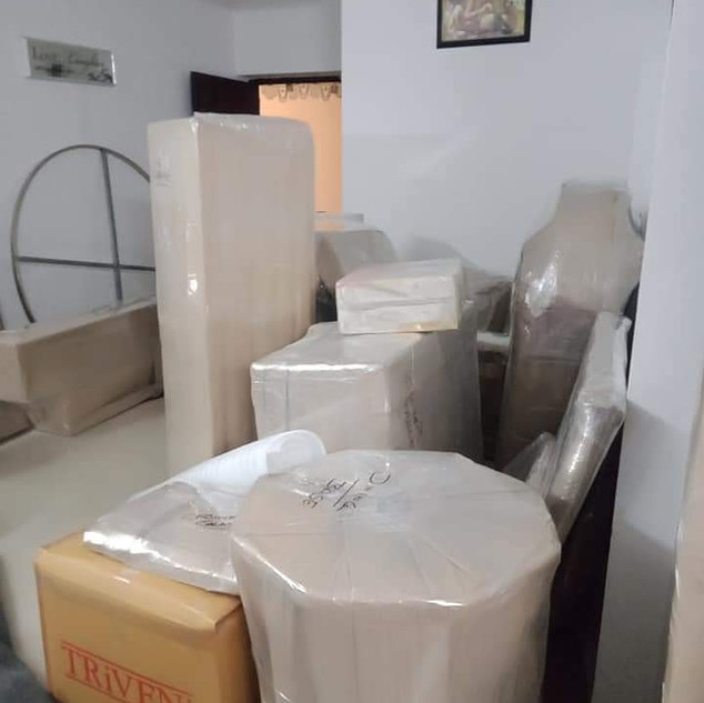 Proffesional Packing