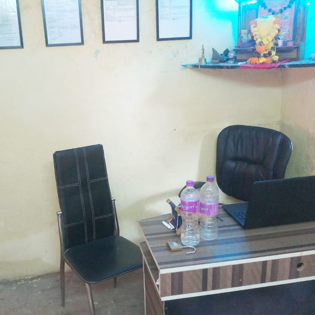 Head Office Mohan Packers & Movers