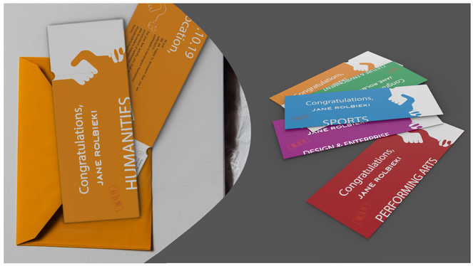 Touchpoint - Design of the Invitation Letter