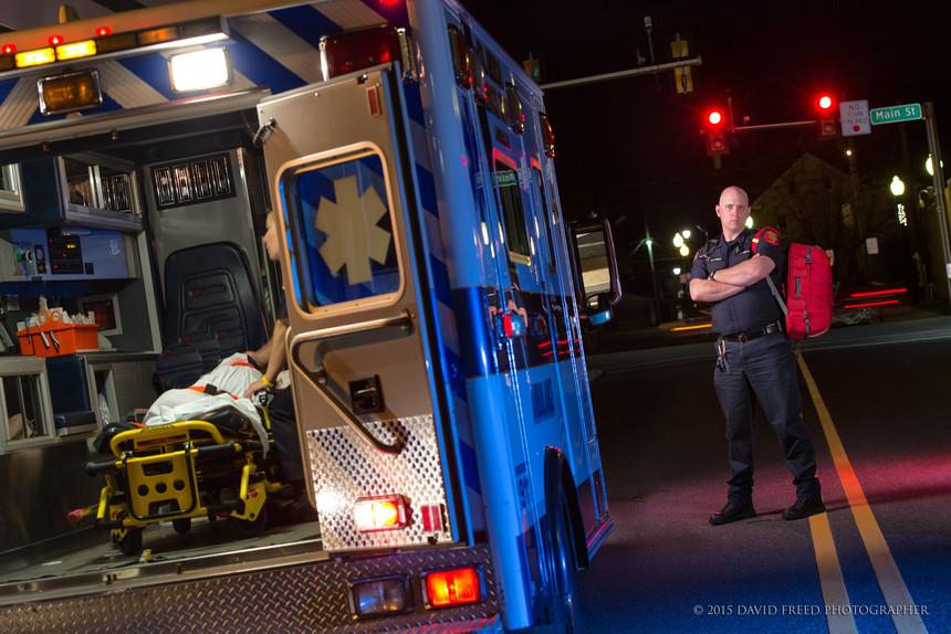 David Chadwick Paramedic