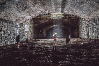 Reading Viaduct Tunnel Shoot