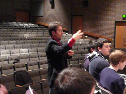 Doug at Boise Master Class