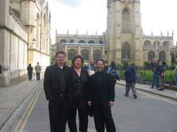Oxford University Concert