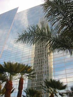 Crystal Cathedral in CA
