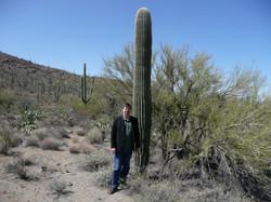 In southern AZ