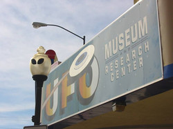 Exploring the culture in Roswell