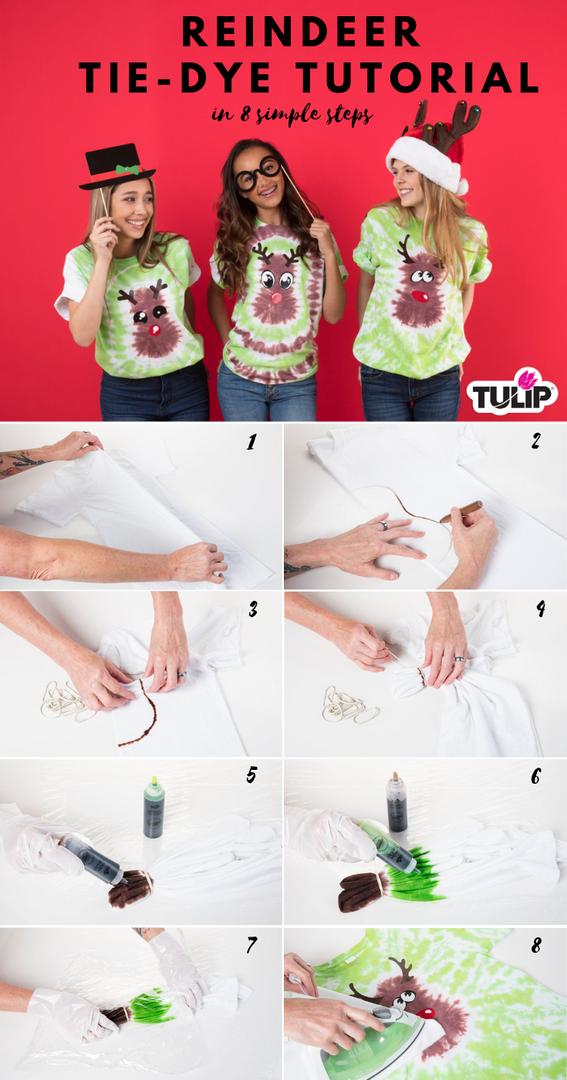Tulip Tie Dye