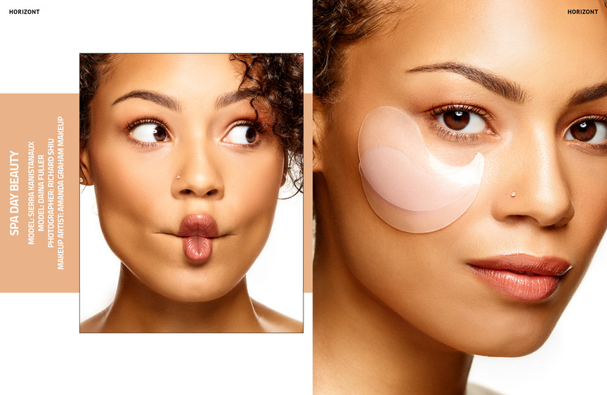 Skincare Beauty Editorial