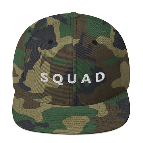 Squad - Snapback Hat