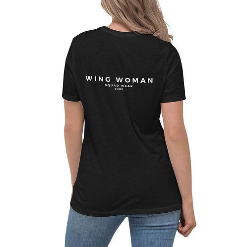 Wing woman - Women's Relaxed T-Shirt