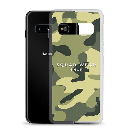 Squad Wear shop - Samsung Case