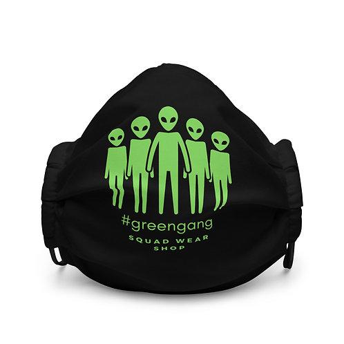 Green gang 2 - Face mask