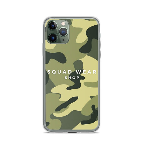 Square Wear shop - iPhone Case