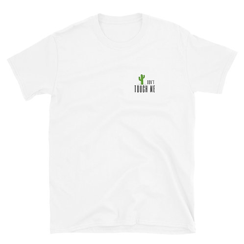 Don't touch me 2 - Short-Sleeve Unisex T-Shirt