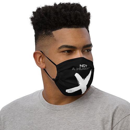 Not a hugger - Face mask