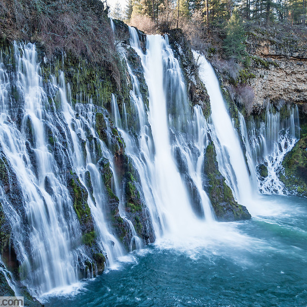 Burney Creek Falls