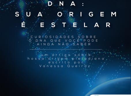 DNA: Sua origem é estelar