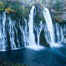 Cachoeira Burney Creek
