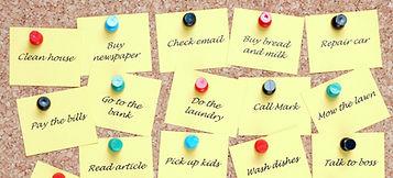 bigstock-Yellow-post-it-notes-with-vari-