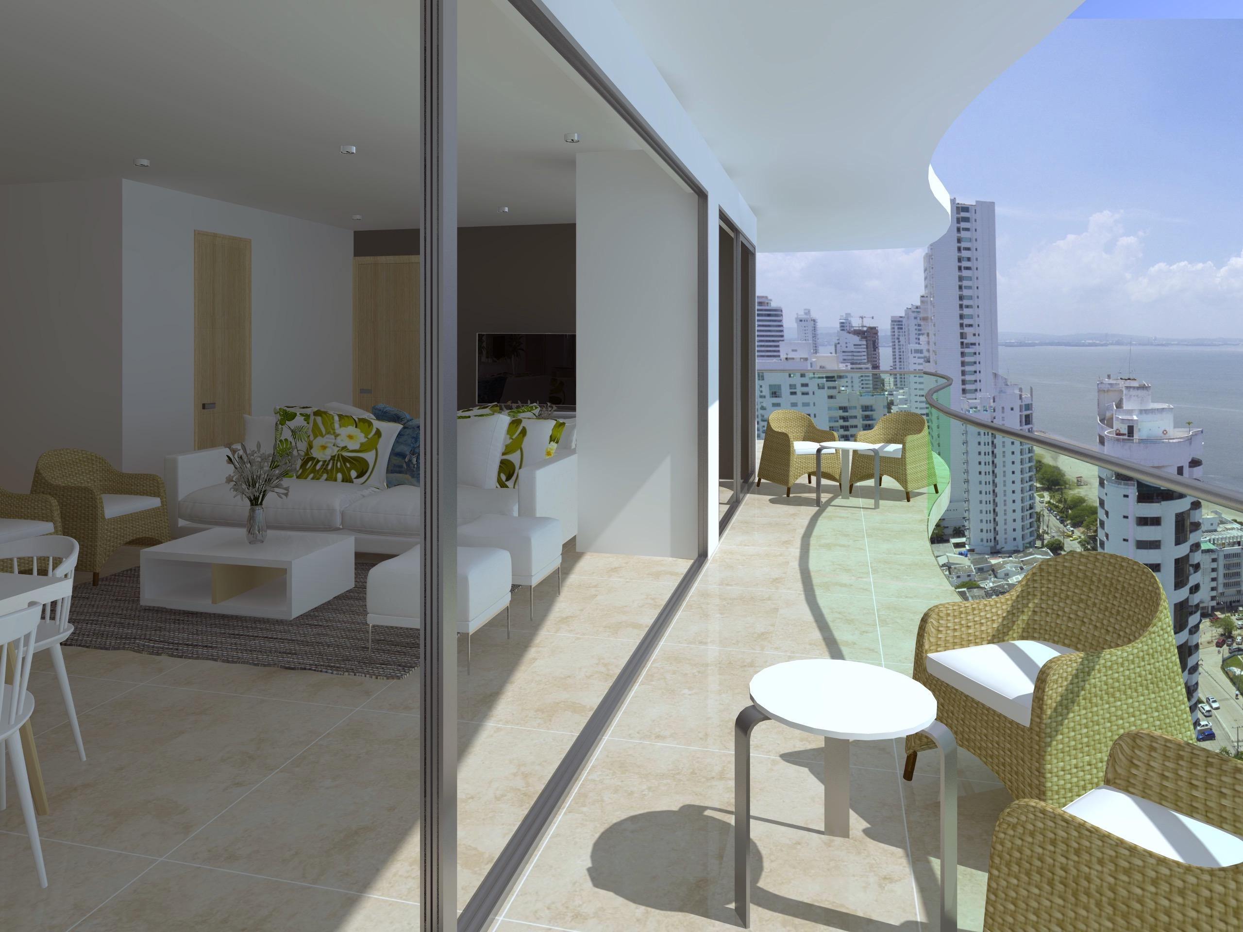 Apartamento 120 m2
