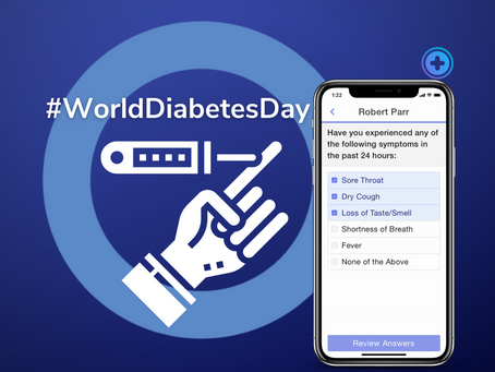 A conversation with our CEO for #WorldDiabetesDay