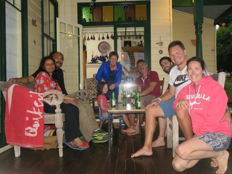 Sydney en famille et visite du parc olympique et  de Manly beach.