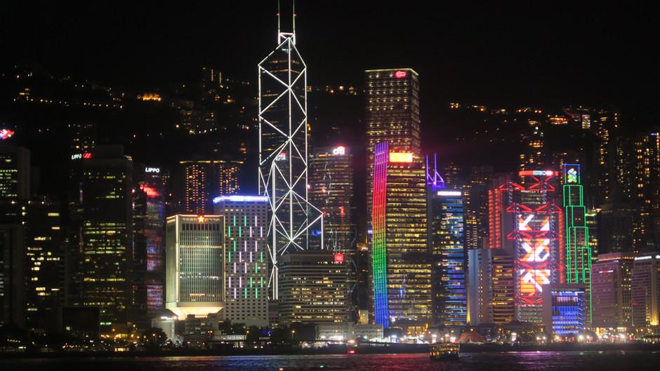 Jour 3,4,5 et 6 à HK