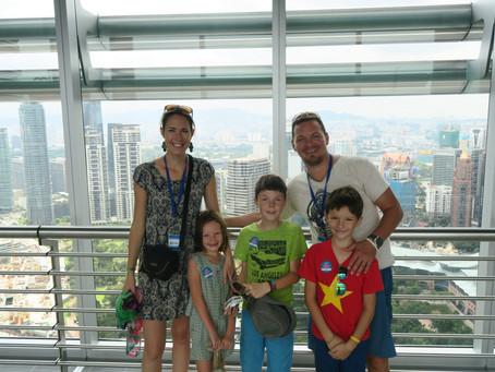 Budget en famille pour nos 6 jours en Malaisie avec des enfants : entre Kuala Lumpur et Pénang