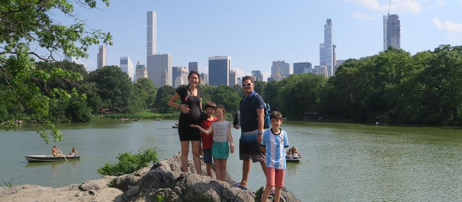 NY en famille : Nos premiers jours dans cette ville impressionnante.