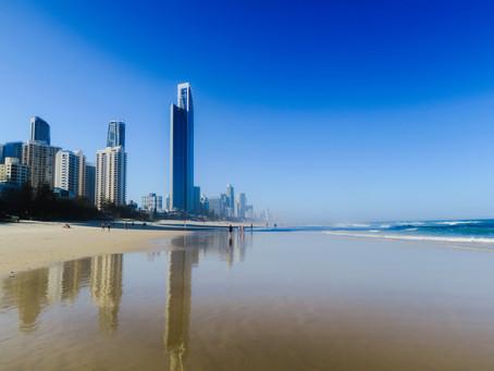 Découverte de la Gold Coast en famille lors de notre merveilleux échange de maison.