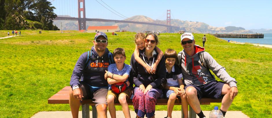 SF : son centre-ville, ses universités, ses quartiers, ses parcs et sa Silon Valley.