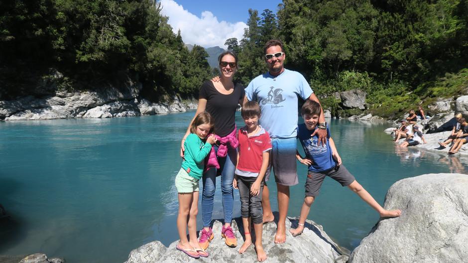 Budget pour une famille de ce mois en Nouvelle Zélande