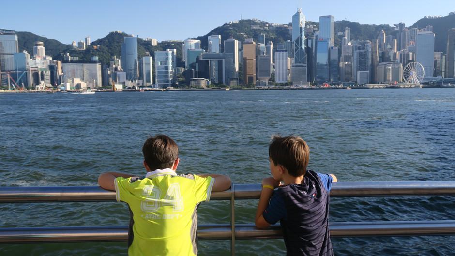 2ème journée à HK