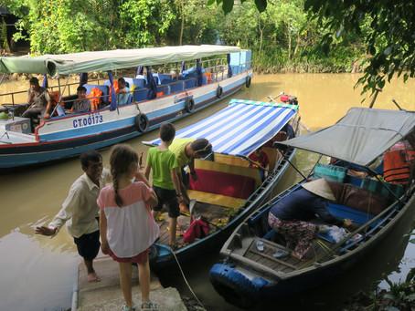 Marchés flottants : une jolie découverte au cœur du Mékong.