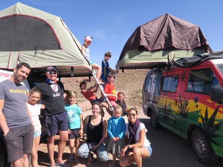 Une expérience originale : 5j en camper van dans le désert de San Pédro de Atacama au Chili !