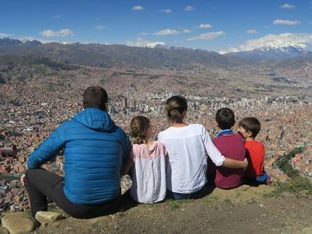 La Paz en famille : une ville qu'on aura eu le temps de découvrir.